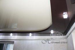 Двухуровневые натяжные потолки без гипсокартона