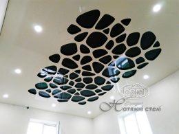 Резные потолки Apply в гостиную