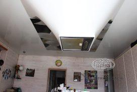 натяжные потолки 3D технология