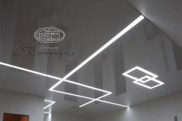 світлові лінії - світлодіодне підсвічування
