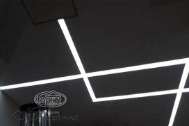 светящиеся линии на потолке