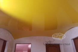 3d натяжной потолок, фото