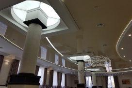 Парящие световые линии в Луцке, Рестпарк