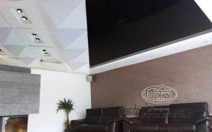 натяжные потолки или подвесные потолки
