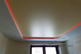 натяжные потолки с led подсветкой, луцк фото