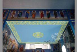 Рисование церкви храма