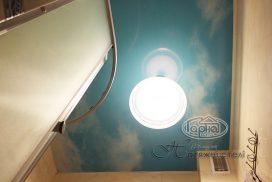 фотодрук неба на стелі