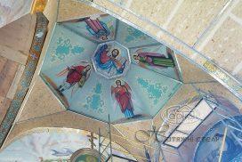 роспись православного храма