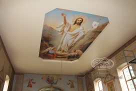 роспись церквей