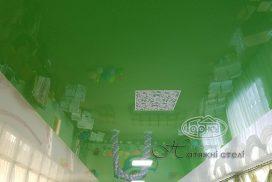 натяжні стелі в дитячому саду
