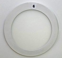 6led світильник