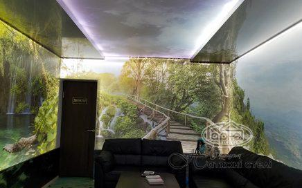 фотодрук стелі, стіни