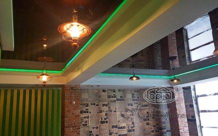 натяжні стелі в барі (1)