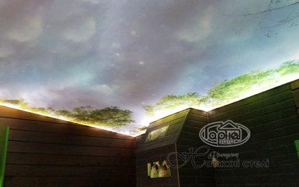 натяжні стелі в бані (1)
