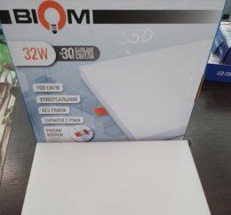 Led Biom 32w Uni S 32w 5
